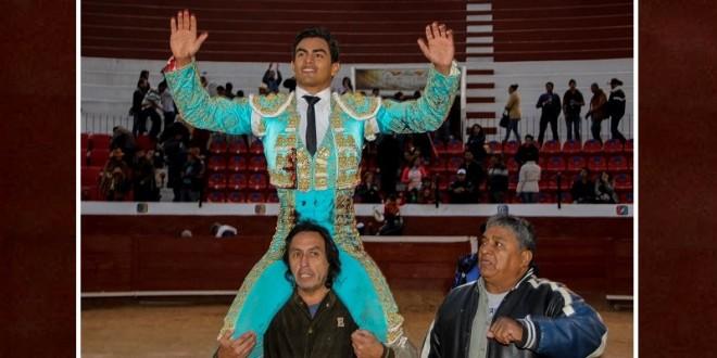 Triunfa Gerardo Rivera en PACHUCA