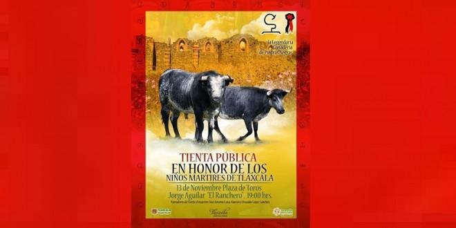 Tienta Pública en la RANCHERO AGUILAR de Tlaxcala… ¡Con la legendaria GANADERÍA DE PIEDRAS NEGRAS!