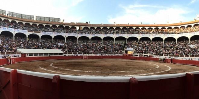 QUERÉTARO.- Solitario apéndice en la Plaza Santa María (*Fotos*)  Toros y Fa...