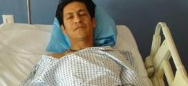 Operan a EL ZAPATA por complicaciones de antigua cornada