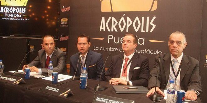 Presentan ACRÓPOLIS PUEBLA… En noviembre ¡corridas DE PRIMER NIVEL! (*Fotos*)