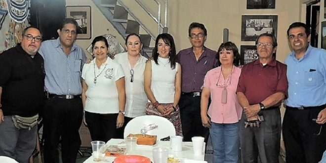 HILDA TENORIO está ORGULLOSA de su CARRERA (*Fotos*)