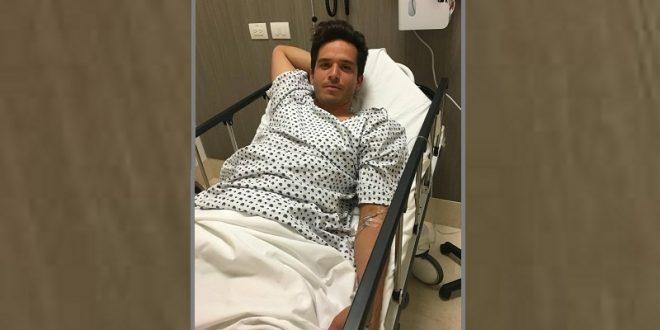 Ingresa el diestro Antonio García 'EL CHIHUAHUA' al hospital