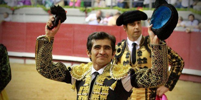 Joselito Adame, a hombros en Burgos (*Fotos*)