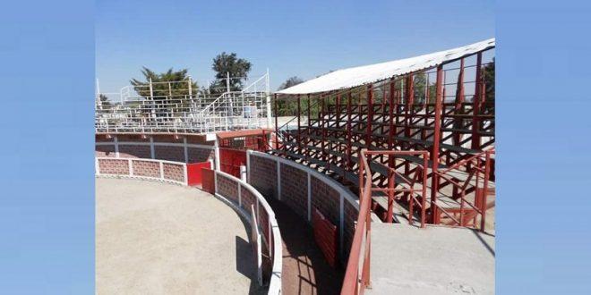 Concluyen la serie de vacadas en la Plaza Andaluz, en Zumpango