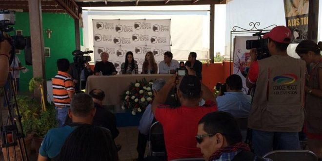 Casas, Macías y Romero, en la Feria de Fresnillo (*Fotos*)