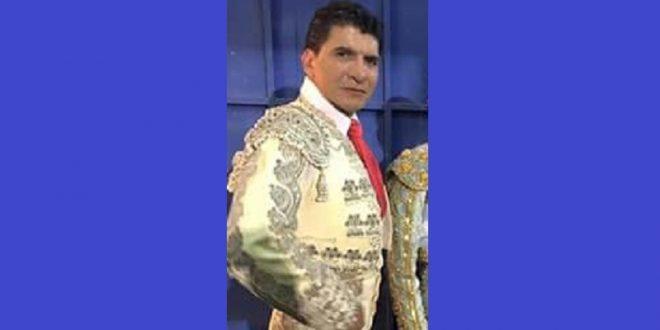 Edgar Palacios, positivo de covid-19