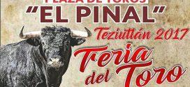 SERIO ENCIERRO de la dehesa de ZACATEPEC, para la inauguración de la FERIA de TEZIUTLÁN (*Fotos de los toros*)