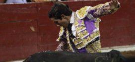 SLP: Triunfal velada gracias al esfuerzo de los toreros  (*Fotos*)