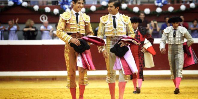 Joselito y Luis David, a San Isidro con doblete