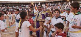 JOSELITO ADAME triunfa en la plaza española de EL BURGO DE OSMA