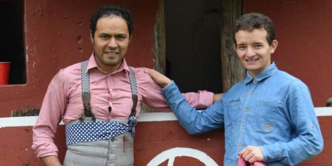 Tientan José Luis Angelino y José María Mendoza en Rancho Seco