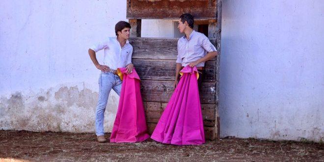SILVETI y GARRIDO tientan en POZOHONDO, previo a su comparecencia sabatina en ZACATECAS (*Fotos*)