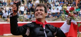 Arturo Macías, en la Feria de San Isidro