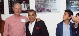 Homenaje al maestro ZOTOLUCO en PACHUCA