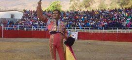 Triunfa Angelino de Arriaga en Perú