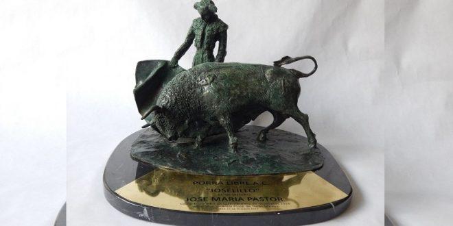 RECIBIRÁ José María Pastor el prestigiado trofeo JOSELILLO, que entrega la PORRA LIBRE
