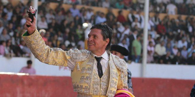 Una oreja a Cruz Ordóñez en Tlahuelilpan, Hidalgo
