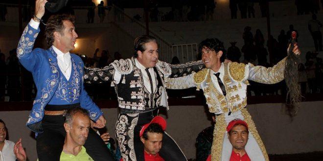Todos a hombros, en Nochistlán, Zacatecas