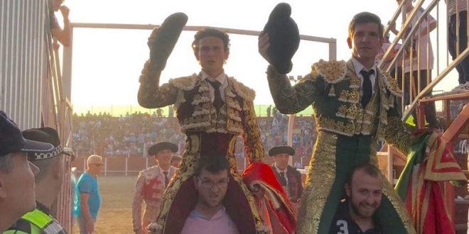 Sale 'El Galo' a hombros en Mejorada del Campo, provincia de Madrid