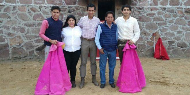 Téllez, como navaja para Pabellón de Arteaga, tentó en La Muralla (*Fotos*)