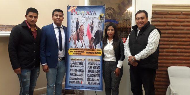 Darán par de novilladas en Panuaya, Hidalgo