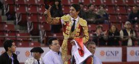 Pone JOSÉ MARÍA HERMOSILLO broche dorado a la temporada novilleril en la MÉXICO (*Fotos*)