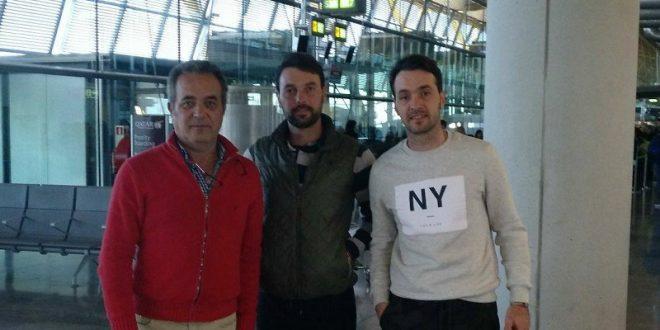 ANDY CARTAGENA ya vuela rumbo a México; reinicia campaña en Querétaro (*Fotos*)