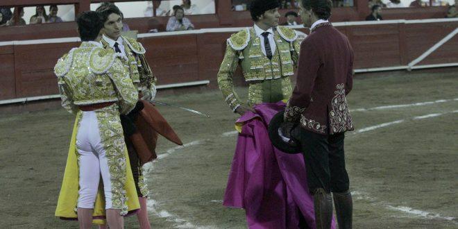 Sergio Garza ya es matador de toros