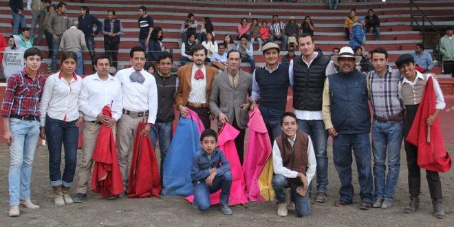 Gran tienta pública en Tlaxcala