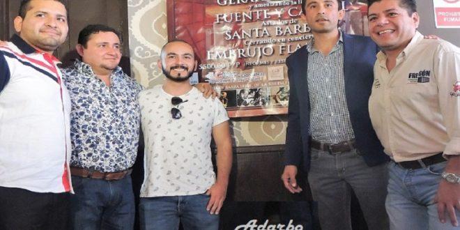 Presentan el II Festival Taurino y Artístico