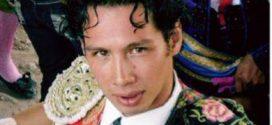 Jaime Adrián, de tienta