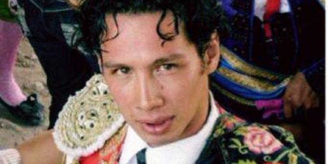 Jaime Adrián entra a la novillada de OYENDOLÉ, de hoy en JONACATEPEC, Morelos