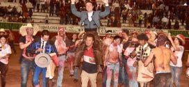 Encabeza Cartagena en Juchipila