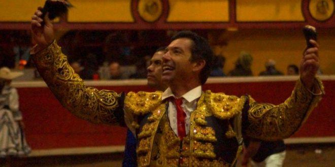 Sale Jerónimo a hombros en Teziutlán