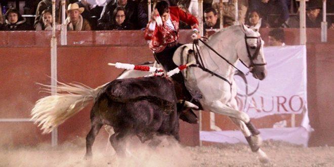 Gran actuación de Guillermo Hermoso de Mendoza en Cholula