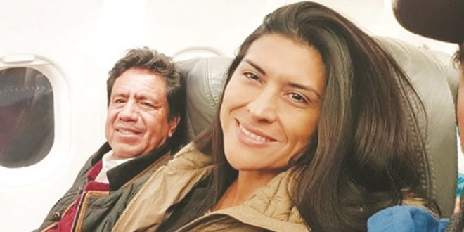 Lupita López despedirá el año en Perú; actuará mano a mano