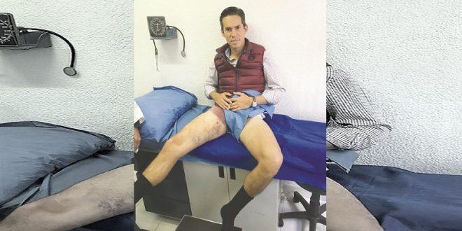 Diego Silveti no será intervenido