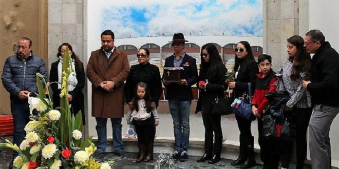 Fabián Ruiz descansa en el Mausoleo de Toreros en Aguascalientes (*Fotos*)