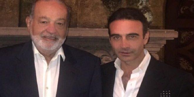 Agradace Enrique Ponce a Carlos Slim, que quintuplique honorarios de la PLAZA MÉXICO