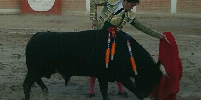 Oreja a Castellanos en Atitalaquia; José Mauricio torea bien pero mata mal