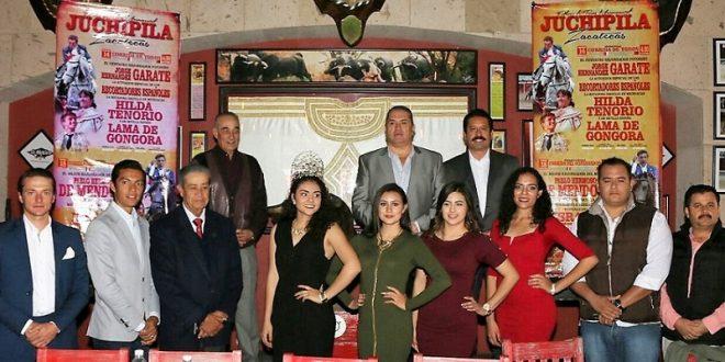 Dos atractivas corridas para Juchipila; HILDA TENORIO, TÉLLEZ y EL CHIHUAHUA, en el elenco