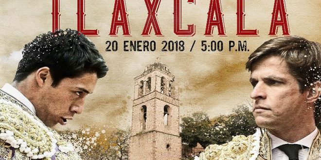 JULI-FLORES, mano a mano en Tlaxcala, el 20/E