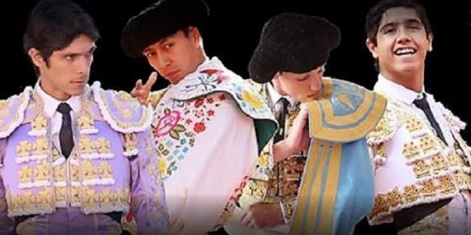 PLAZA MÉXICO: Castella, Flores, Marín y Adame, con Xajay, hoy