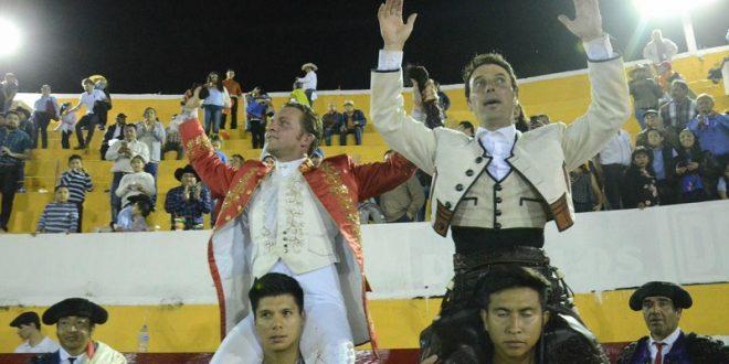 Clamorosa tarde de Andy Carytagena y Hernández Gárate en Peto, Yucatán (*Fotos*)
