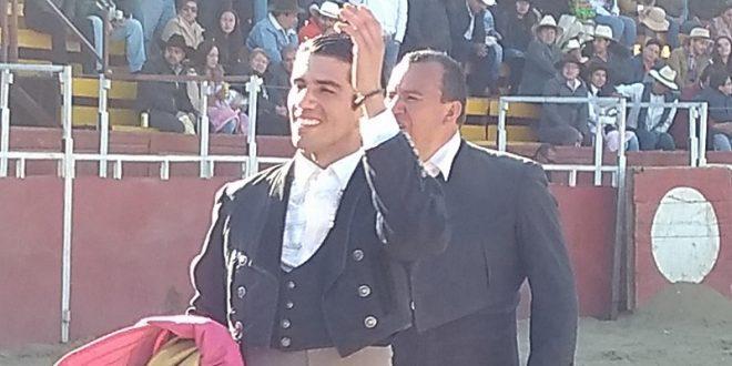 Triunfal festival en Tenango del Valle