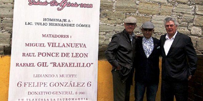 Anuncian Corrida del Recuerdo en Tlaxcala (*Fotos*)
