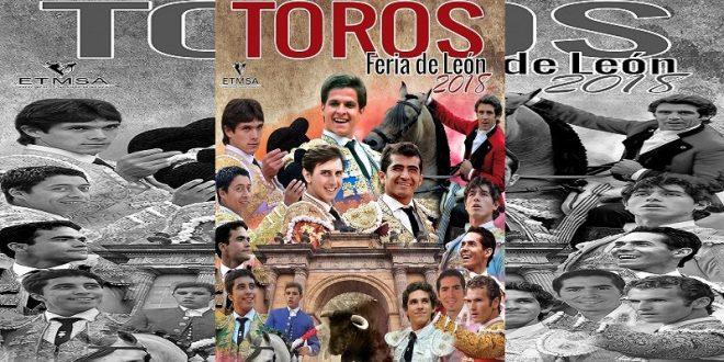 PRESENTA León CINCO carteles de FERIA