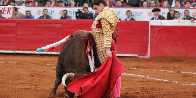 PLAZA MÉXICO: Meritoria oreja para José Garrido (*Fotos*)