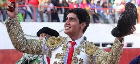 DEBUTA hoy en BOGOTÁ, el novillero mexicano LUIS MANUEL CASTELLANOS